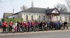 Мошнівска СЮТ велопробіг