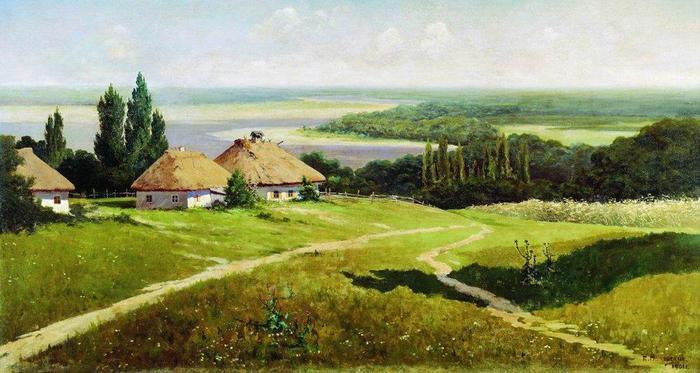 ТГ Шевченко в Мошнах
