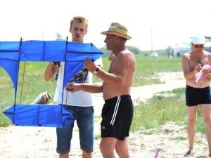 Підготовка до запуску (Скадовськ 2013