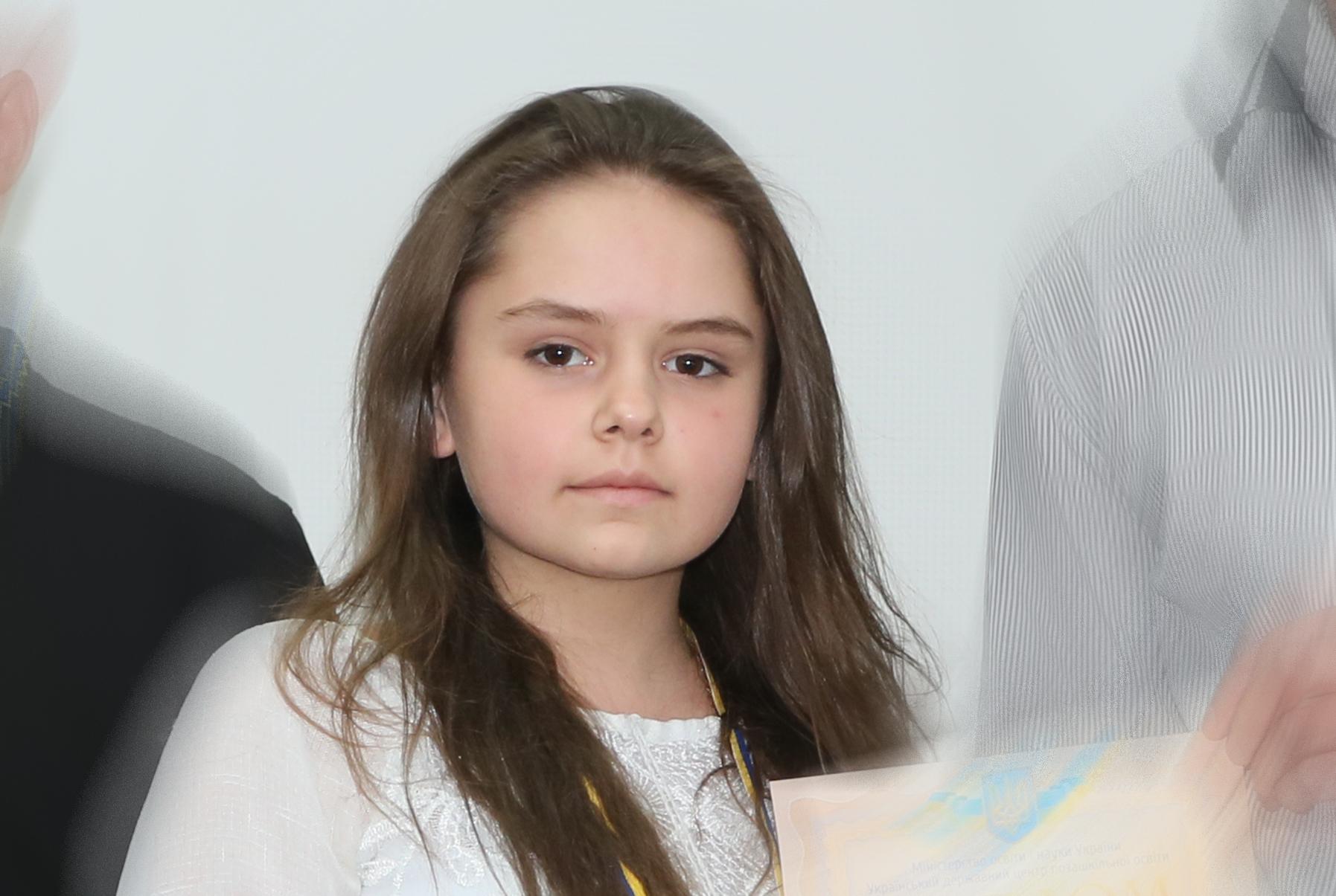 Нагорода від комунального закладу ЧОЦРОД